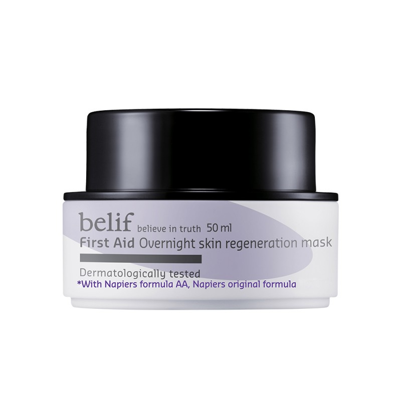 First Aid Overnight Skin Regeneration Mask